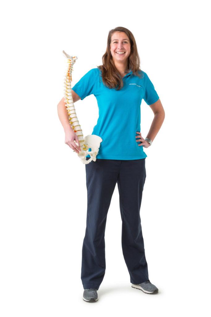 Shannon van der Plas - Fysiotherapie Maas