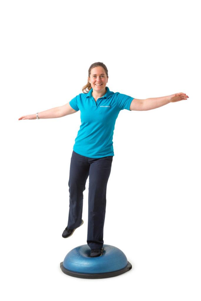 Sabine Koppe - Fysiotherapie Maas